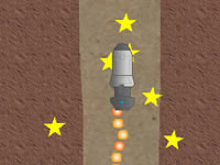 Jeu Rocket Run