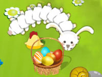 Jouer à Crazy Easter Bunny