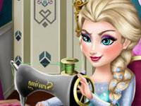 Jeu Elsa danse un ballet