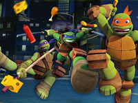Jeu TMNT Skewer In the Sewer