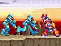 Jeu Mega Man Zero 2