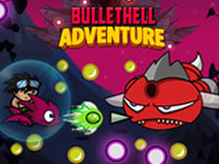 Jeu Bullet Hell Adventure