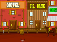 Jeu Old West Escape