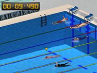 Jouer à Swimming Pro