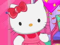 Jeu Hello Kitty fête des Emoji