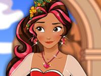 Jeu Princesse Elena