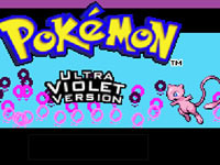 Jeu Pokemon Ultra Violet