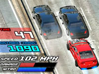 Jeu Traffic Collision
