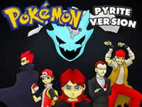 Jeu Pokemon Pyrite