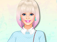Jeu Barbie Hipster sur Pinterest