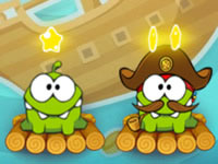 Jeu gratuit Cut the Rope - Time Travel