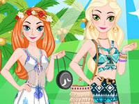 Jeu gratuit Princesses à Coachella