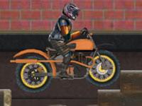 Jeu Moto Trial Mania