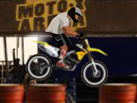Jeu Moto X Arena Extreme