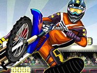 Jeu MotoX Stunt Master