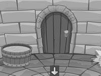 Jeu gratuit Black & White Escape - The Castle
