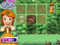 Jeu Sofia the First The Buttercups Forest Adventure