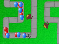 Jeu gratuit Bloons Tower Defense 2