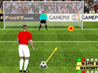 Jeu Penalty Shooters