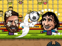 Jeu gratuit Puppet Football - League Spain