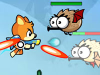 Jeu gratuit Bear in Super Action Adventure 2