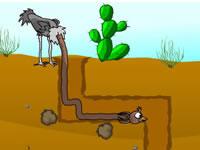 Jeu Ostrich Underground