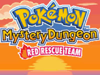 Jeu Pokemon Mystery Dungeon Red Rescue Team