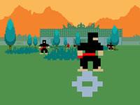 Jouer à Retro Ninja Star