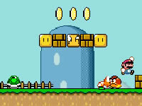 Jeu Monoliths Mario World 2