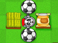 Jeu Panda Honey Adventures