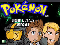 Jeu Pokemon Order And Chaos