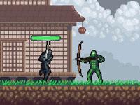Jeu Ninja Rush