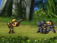 Jouer à New Metal Slug