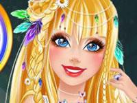 Jouer à Barbie Aventure de Conte de Fu00e9es