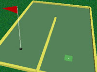 Jeu Cgolf 3D * Tournament 1