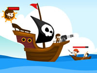 Jeu Pirate Hunter
