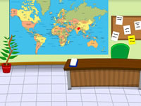 Jeu Toon Escape - School