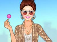 Jeu Barbie - Une tenue estivale