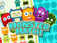 Jeu Monster Match
