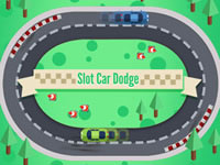 Jeu Slot Car Dodge