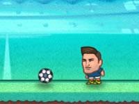 Jouer à Super Soccer Noggins