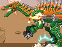 Jeu Dino-robot Spinosaurus