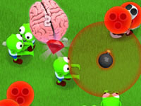 Jeu Zombies Vs Brains