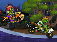 Jeu Zombies Super Race