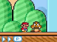 Jeu gratuit Super Mario Advance 4
