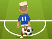 Jeu Euro Football Kick 16