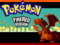 Jeu Pokemon Fire Red Backward