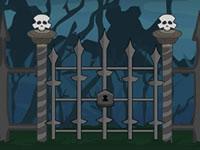 Jeu Toon Escape - Graveyard