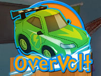 Jeu OverVolt Crazy Slot Cars