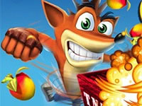 Jeu Crash Bandicoot 2 N-tranced